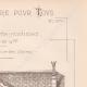 DÉTAILS 03   Dessin d'Architecte - Bois-Colombes - Maison du Garde-Jardinier (M. Duhamel Architecte)