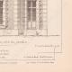 DÉTAILS 06   Dessin d'Architecte - Bois-Colombes - Maison du Garde-Jardinier (M. Duhamel Architecte)