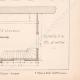 DÉTAILS 06   Dessin d'Architecte - Auteuil - Plan d'élévation - Ecurie et Logement (MM. Vaaser et Bougleux Architectes)