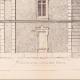 DÉTAILS 05   Dessin d'Architecte - Bois-Colombes - Maison du Garde-Jardinier (M. Duhamel Architecte)