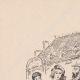 DETAILS 01 | View of Paris Rive gauche - Sketches - In Latin Quarter