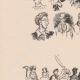 DETAILS 02 | View of Paris Rive gauche - Sketches - In Latin Quarter