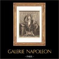 Italian painting - Christ - Salvator Mundi - Saviour of the World (Fra Bartolomeo)
