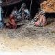 DÉTAILS 04 | Vue du Sahara - Désert - Afrique - Touaregs - Nomades pastoraux - Chameaux