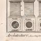 DÉTAILS 05 | Architecture - 1779 - Ordre Architectural - Ordre Dorique - Ordre ionique - Ordre Corinthien - Ordre Toscan - Ordre Composite