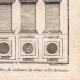 DÉTAILS 06 | Architecture - 1779 - Ordre Architectural - Ordre Dorique - Ordre ionique - Ordre Corinthien - Ordre Toscan - Ordre Composite