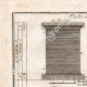DÉTAILS 01 | Architecture - 1779 - Ordre Architectural - Piédestal - Ordre Dorique - Ordre ionique - Ordre Corinthien - Ordre Toscan - Ordre Composite