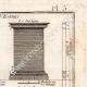DÉTAILS 03 | Architecture - 1779 - Ordre Architectural - Piédestal - Ordre Dorique - Ordre ionique - Ordre Corinthien - Ordre Toscan - Ordre Composite
