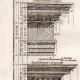 DETTAGLI 02 | Architettura - 1779 - Ordine Architettonico - Entablamento - Ordine Dorico - Ordine ionico - Ordine Corinzio - Ordine Tuscanico - Ordine Composito