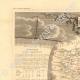 DÉTAILS 01 | Carte de France - 1850 - Loire-Atlantique - Loire-Inférieure (Cambronne - Abelard)
