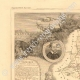 DÉTAILS 01   Carte de France - 1850 - Loir-et-Cher (Ronsard - Henri Ier de Guise)