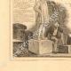 DÉTAILS 03   Carte de France - 1850 - Loir-et-Cher (Ronsard - Henri Ier de Guise)