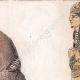 DÉTAILS 02   Egypte Antique - Cercueil et têtes de momie (Egypte)
