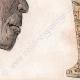 DÉTAILS 06   Egypte Antique - Cercueil et têtes de momie (Egypte)