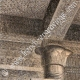 DÉTAILS 01   Vue de Thèbes - Memnonium - Temple de l'Ouest (Egypte)