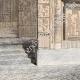 DÉTAILS 05   Vue de Thèbes - Memnonium - Temple de l'Ouest (Egypte)