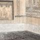 DÉTAILS 06   Vue de Thèbes - Memnonium - Temple de l'Ouest (Egypte)
