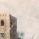 DÉTAILS 03   Vue du Caire - Citadelle de Saladin - Moyen Age (Egypte)