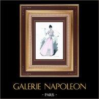 Costume da Teatro Francese - Mamzelle Crénom (Léon Vasseur) - Operetta - Juliette