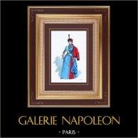 Costume da Teatro Francese - La Grande-Duchesse de Gérolstein - Jacques Offenbach