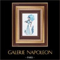 Costume da Teatro Francese - Mes Anciennes - Juliette