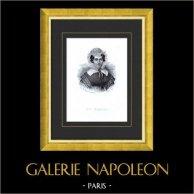 Porträt von Marie-Jeanne Dubois - Veuve Vignon