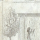 DÉTAILS 01 | Egypte Antique - Hiéroglyphes - Intérieur d'une Maison (Champollion)