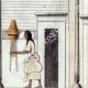 DÉTAILS 08 | Egypte Antique - Hiéroglyphes - Intérieur d'une Maison (Champollion)