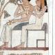 DÉTAILS 04 | Egypte Antique - Hiéroglyphes - Stèle Royale Funéraire (Champollion)