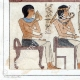 DÉTAILS 05 | Egypte Antique - Hiéroglyphes - Stèle Royale Funéraire (Champollion)