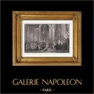 The Coronation of Napoleon - 1804 (Jacques-Louis David)