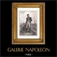 Ritratto di Jean Lannes (1769-1809) - Maresciallo dell'Impero - Guerre napoleoniche - Napoleone Buonaparte