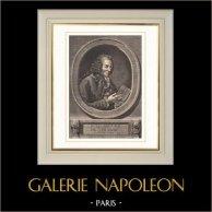 Portret van Voltaire (1694-1778)