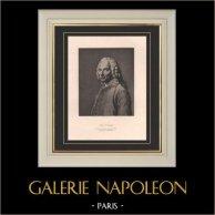Ritratto di Voltaire (1694-1778)