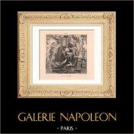 Death of Achilles (Peter Paul Rubens)