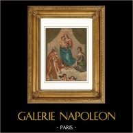 Religion - Angels - Sistine Madonna (Raphael)