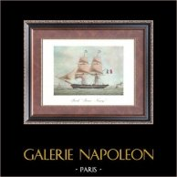 Golden Age of the Sailing Ships - Brick Jeune Nancy
