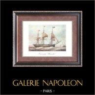 Golden Age of the Sailing Ships - Trois-Mats Henriette