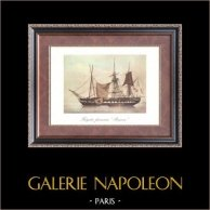 Golden Age of the Sailing Ships - Frigate Pomone