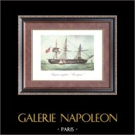 Golden Age of the Sailing Ships - England - Frigate Proserpine