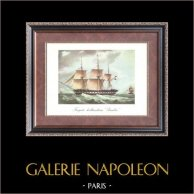 Golden Age of the Sailing Ships  - Holland - Frigate Sambre