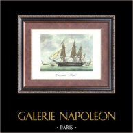 Golden Age of the Sailing Ships - United States of America - Trois-Mats Hope