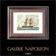Golden Age of the Sailing Ships - Brick Les Bons Amis