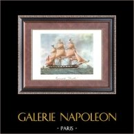 Golden Age of the Sailing Ships - Trois-Mats Denlles