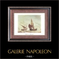 Golden Age of the Sailing Ships - Fishing in Provence - Pêche au Gangui