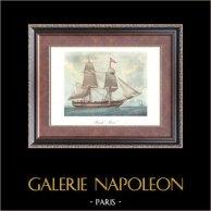 Golden Age of the Sailing Ships - Brick Paris
