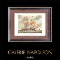 Golden Age of the Sailing Ships - Brick Frédéric