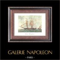 Golden Age of the Sailing Ships - Brick Mon Plaisir
