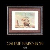 Golden Age of the Sailing Ships - Chébec Carré
