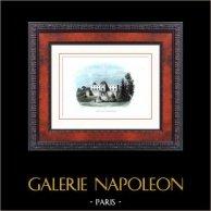 Castelo de Vayres (Gironda - França) - Monumento Histórico